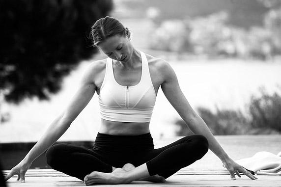 Stéphanie - Yoga