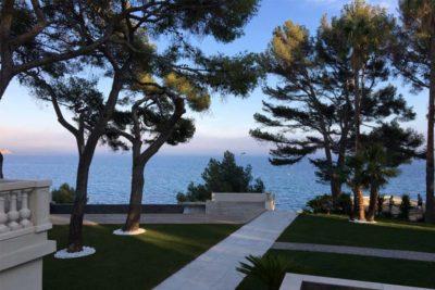 Yoga & Seaview en mediterranée